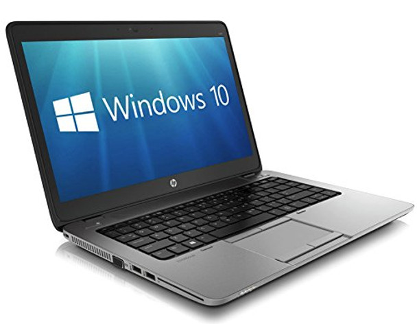 Refurbished HP EliteBook 840 G1 14in i5 8GB 256GB SSD W10 Pro