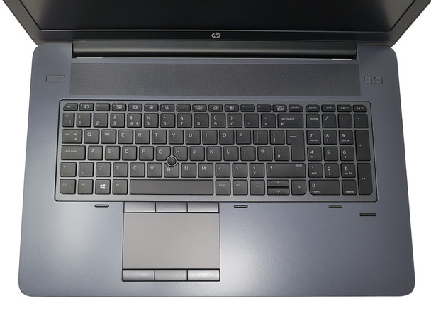"""Refurbished Gaming and Power HP Zbook 17 G3 17.3"""" i7 16GB 128GB SSD + 1TB HDD Windows 10 Pro Laptop"""