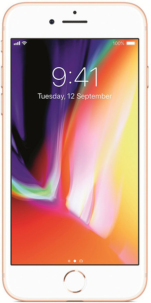 Refurbished Apple iPhone 8 64GB Gold