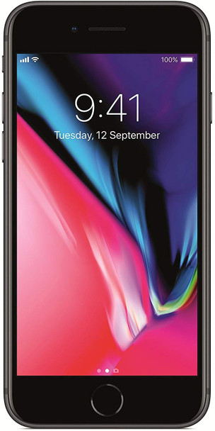 Refurbished Apple iPhone 8 64GB Space Grey - Grade C condition