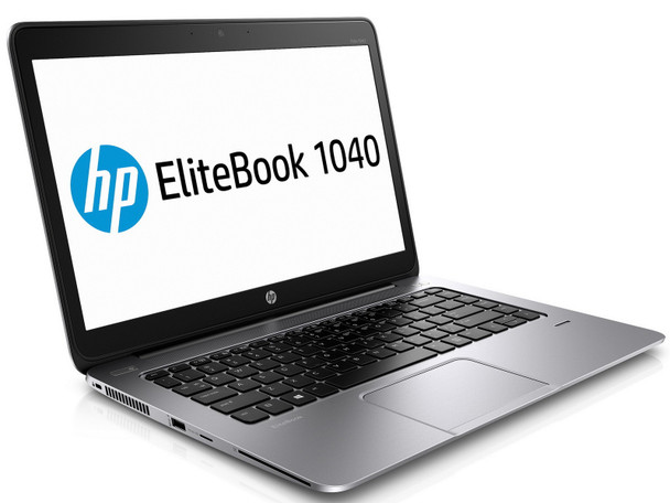 "Refurbished HP Elitebook 1040 G2 14"" i5 8GB 256GB SSD W10 Home"