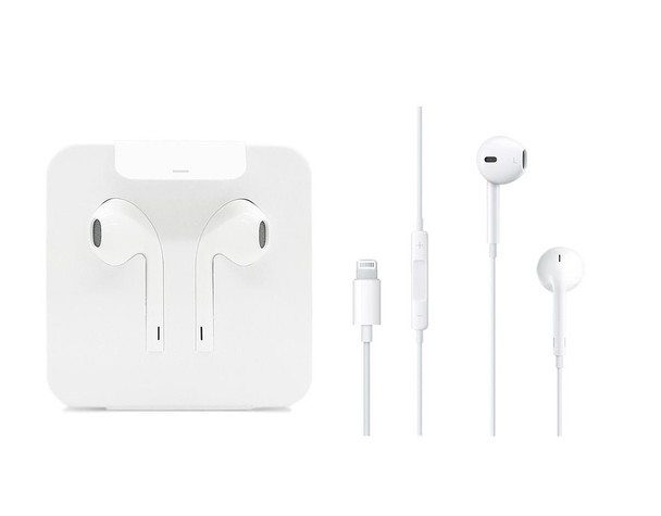 Apple Earpods - Lightning cable connector