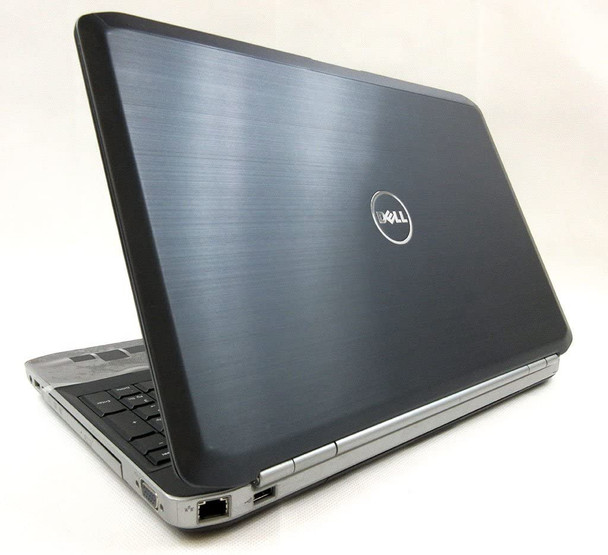 "Refurbished Dell Latitude E5520 15.6"" i3 4GB 256GB SSD W10 Pro"