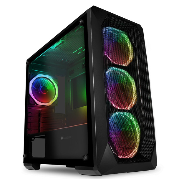 Refurbo VR ready gaming PC i7 16GB 512GB SSD 1TB HDD W10 Home