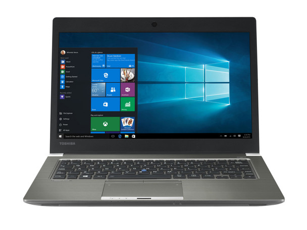 """Refurbished Toshiba Portege Z30T-A 13.3"""" i7 8GB 256SSD Touchscreen Win 10 Home (RF-LAP-TOSH-Z30T-A-I7-8-256SSD-TOUCH"""