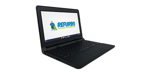 Dell Chromebook 11 | A Refurbished Laptop Review