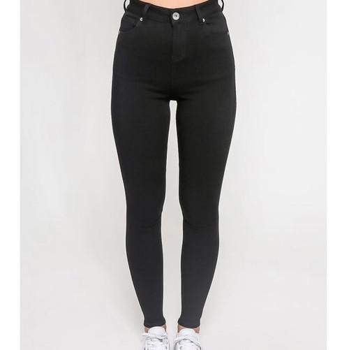 Monaco Black Jeans