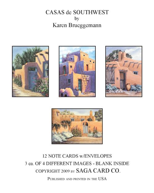 N-A09 Casa's de Southwest by Karen Brueggemann