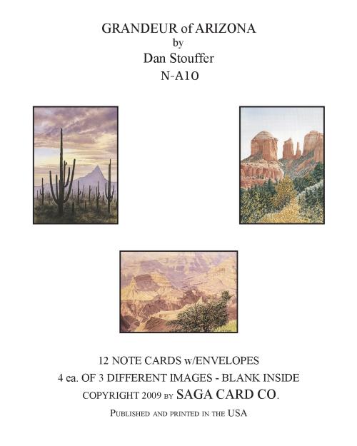 N-A10 Grandeur of Arizona by Dan Stouffer