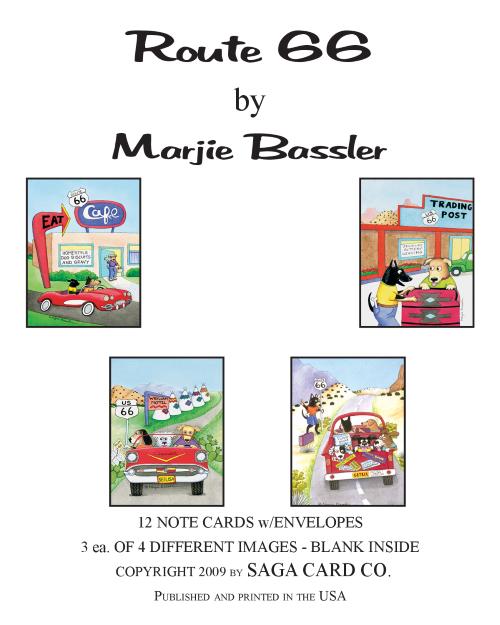 N-A14 ROUTE 66 by Marjie Bassler