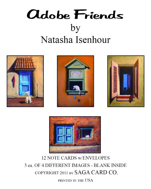 N-A24 Adobe Friends by Natasha Isenhour