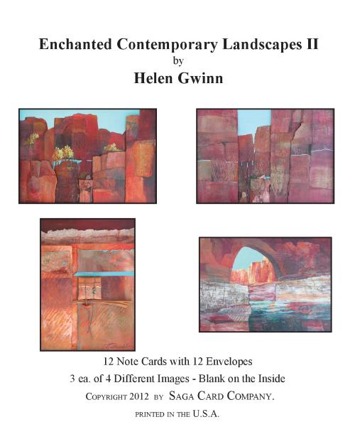 N-A33 Enchanted Landscapes II by Helen Gwinn