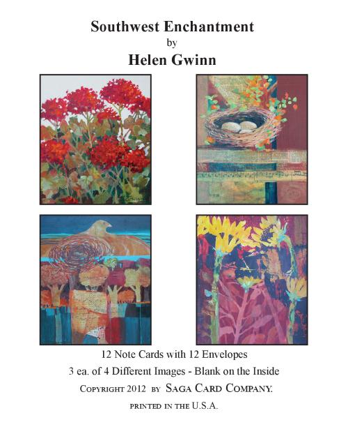 N-A34 Southwest Enchantment by Helen Gwinn