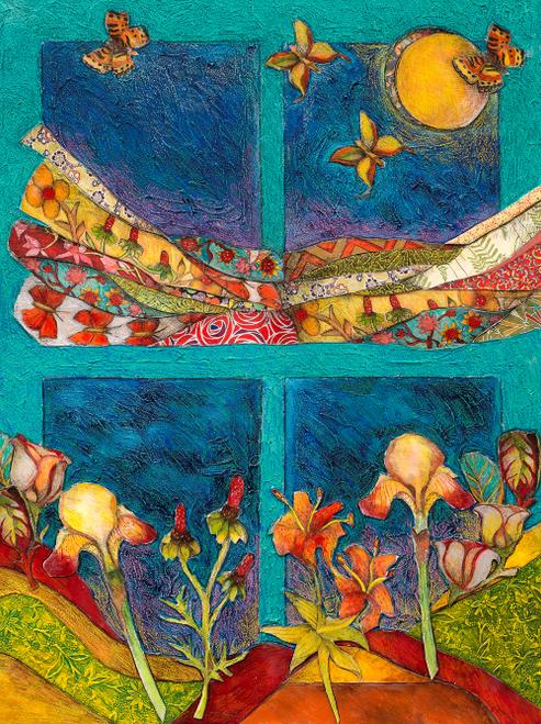 AC-956 Four Seasons # 4  by Patricia Wyatt
