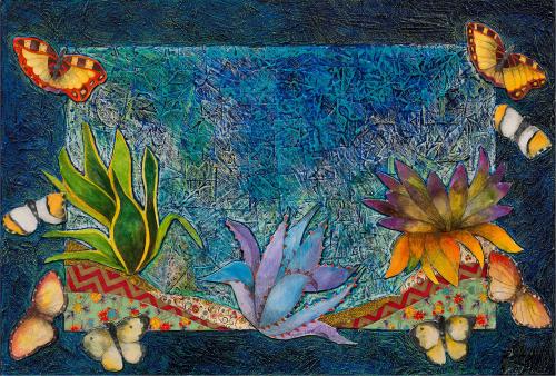 AC-957 Magical Botanical 6  by Patricia Wyatt