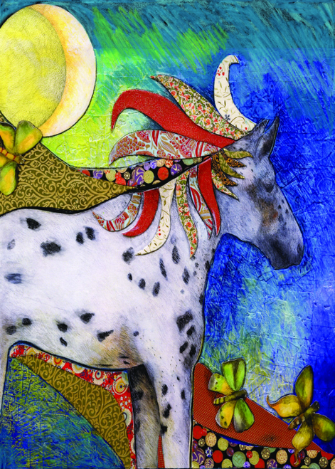 AC-968 In The Spirit Of Horse  by Patricia Wyatt