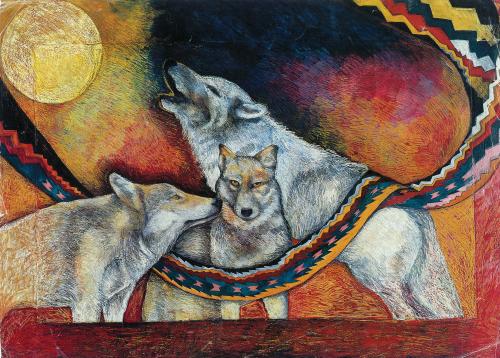 AC-970 Wolf Loyalty  by Patricia Wyatt