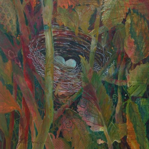 N-915 The Earth Is Full by Helen Gwinn