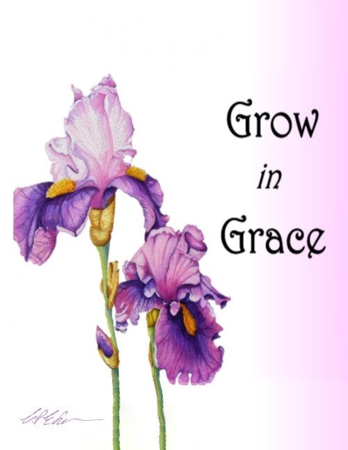 N-942 Grow in Grace