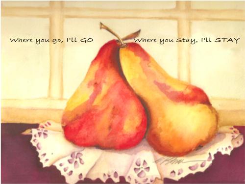 N-943 Where You Go, I will Go