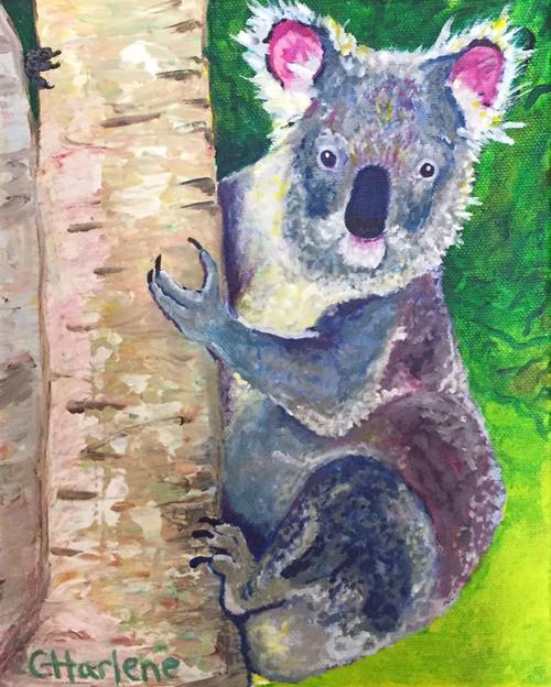 AC-998 Koala by Charlene Beil