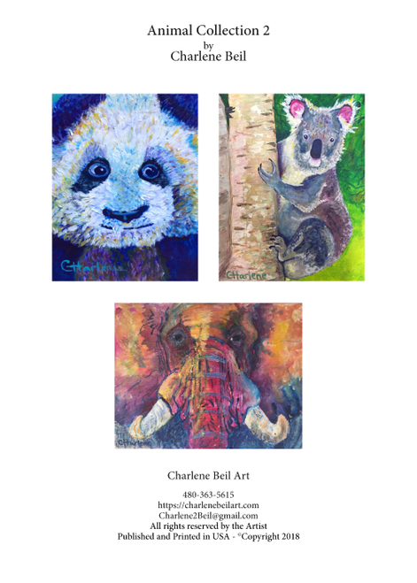 ACA-1002 Animal Collection 2 by Charlene Beil