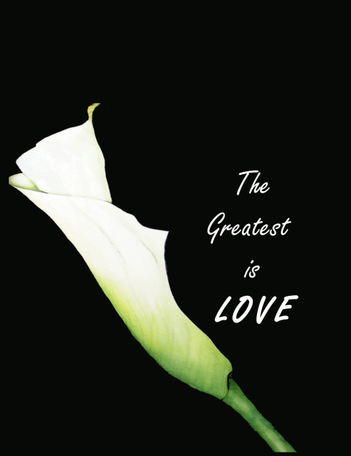 SAC-N-938 The Greatest is LOVE