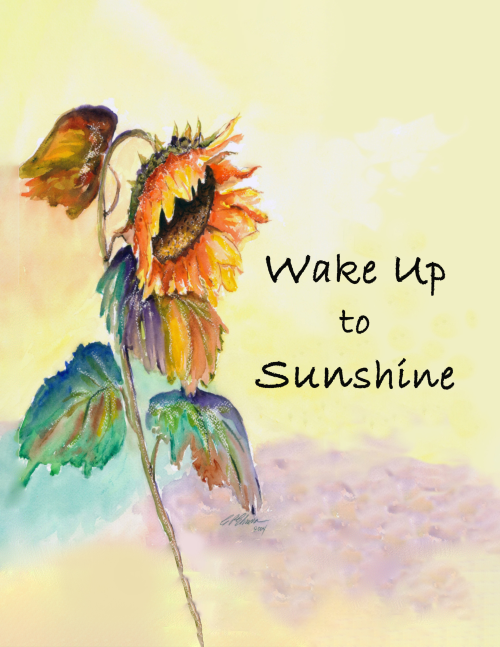 Wake Up To Sunshine