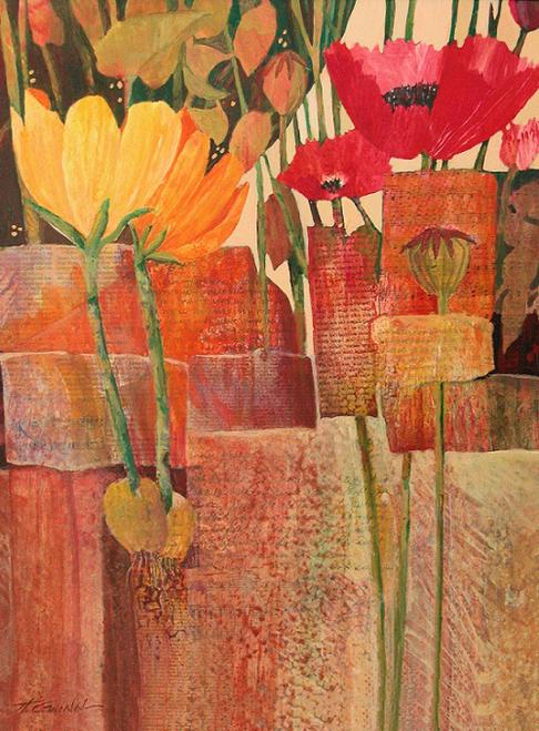 N-953 New Every Spring by Helen Gwinn