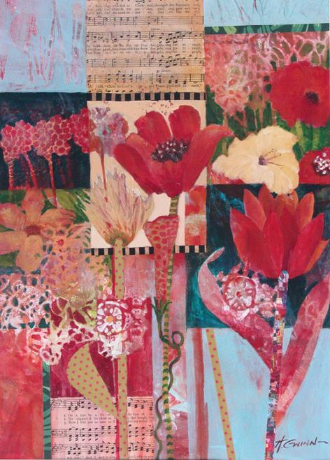 N-954 Garden Song by Helen Gwinn