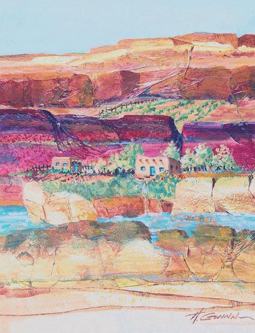 N-957 Rio Hacienda by Helen Gwinn
