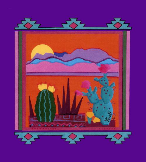 AC1039 The Desert Awakens by Gale Tuoti