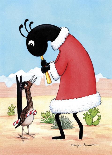 CHR1068 Santa's Song by Marjie Bassler