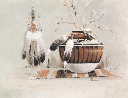 N-394 Southwest Still Life No. 1 by Alan Fishman