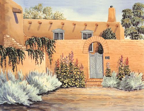 N-450 Southwest Casa by Karen Brueggemann