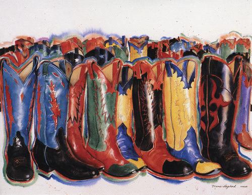 N-476 Boots by Maris Shepherd