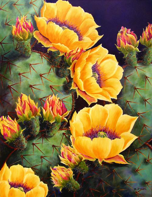 N-574 Spring Fever by Beth Zink