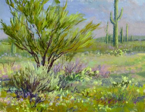 N-625 Palo Verde by Lee McVey