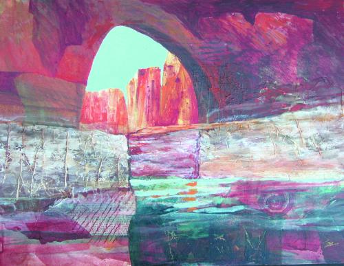 N-632 La Groce Arch by Helen Gwinn