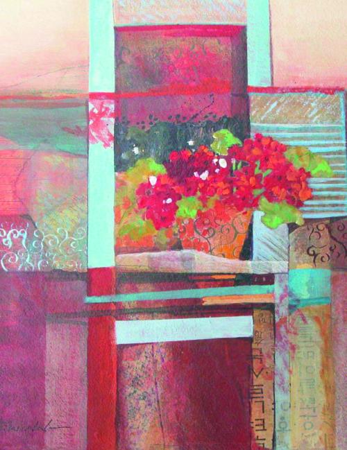 N-644 Windows Series Finestra by Helen Gwinn