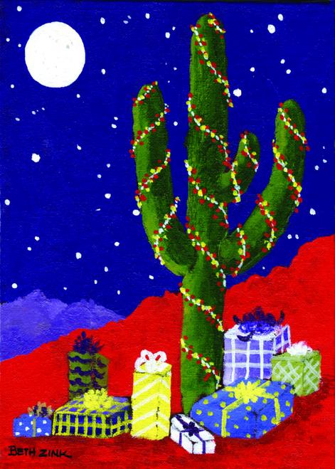 CHR-386 Desert Gifts by Beth Zink