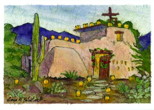 CHR-392 Tucson Mission by Anna Balentine