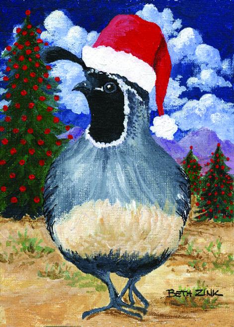 CHR-410 Jolly Old Bird by Beth Zink