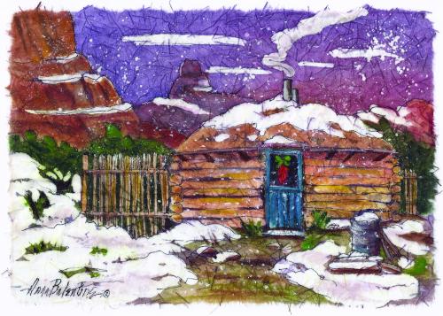 CHR-466 Hogan Christmas by Anna Balentine