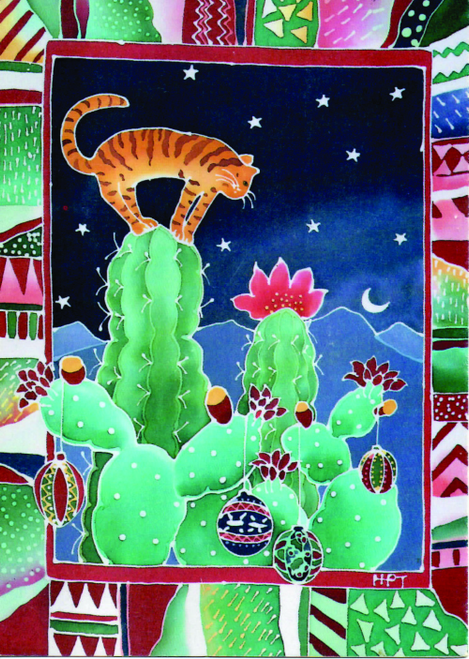 CHR-475 The Cat and the Cactus by Harriet Peck Taylor
