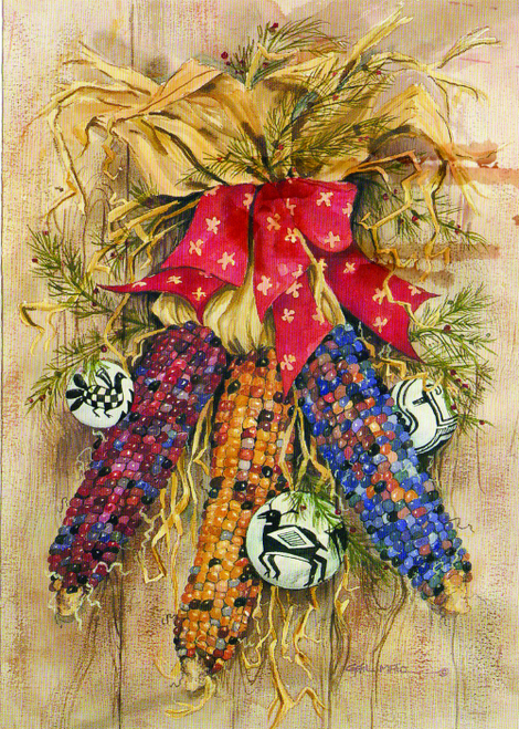 CHR-725 Harvest Christmas by Gail Maio