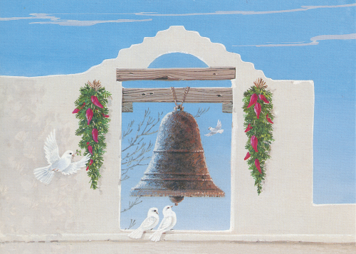 CHR-772 Mission Bell by ALAN FISHMAN