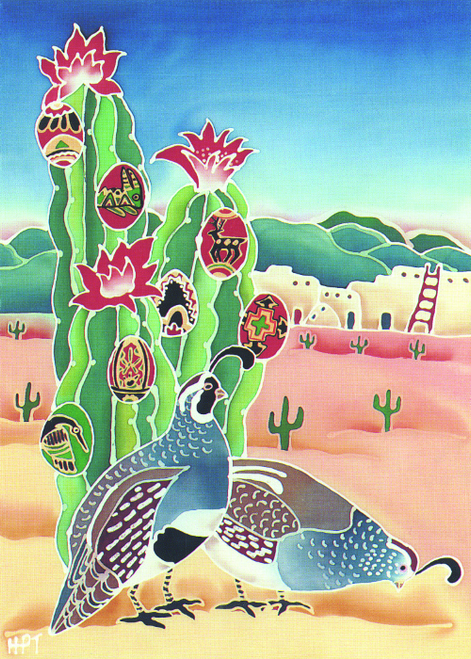 CHR-790 Cactus Splendor by Harriet Peck Taylor