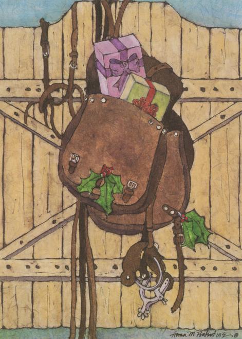 CHR-874 Cowboy Presents by Anna Balentine