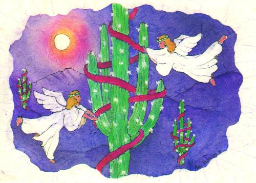 CHR-900 Angelic Activity by Anna Balentine